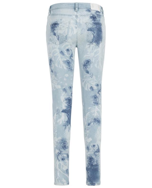 Jeans Slim-Fit mit Printmotiv RAFFAELLO ROSSI