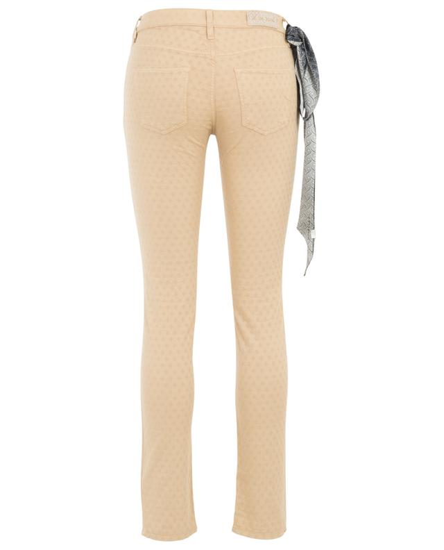 Pantalon léger texturé Kimberly JACOB COHEN