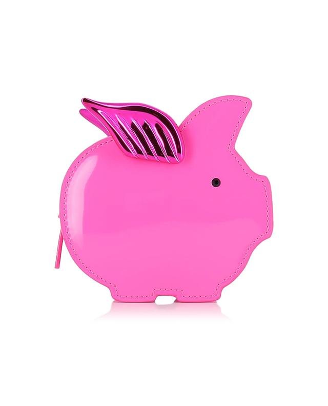 Kate spade geldbeutel flying pig dunkelrot A26986-MULT