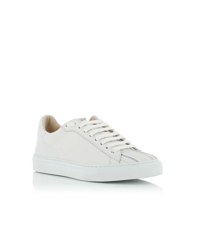 Sneakers en cuir et perles de laiton FABIANA FILIPPI