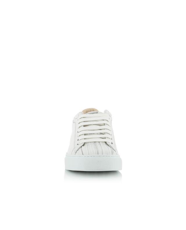 Sneakers aus Leder mit Messingperlen FABIANA FILIPPI