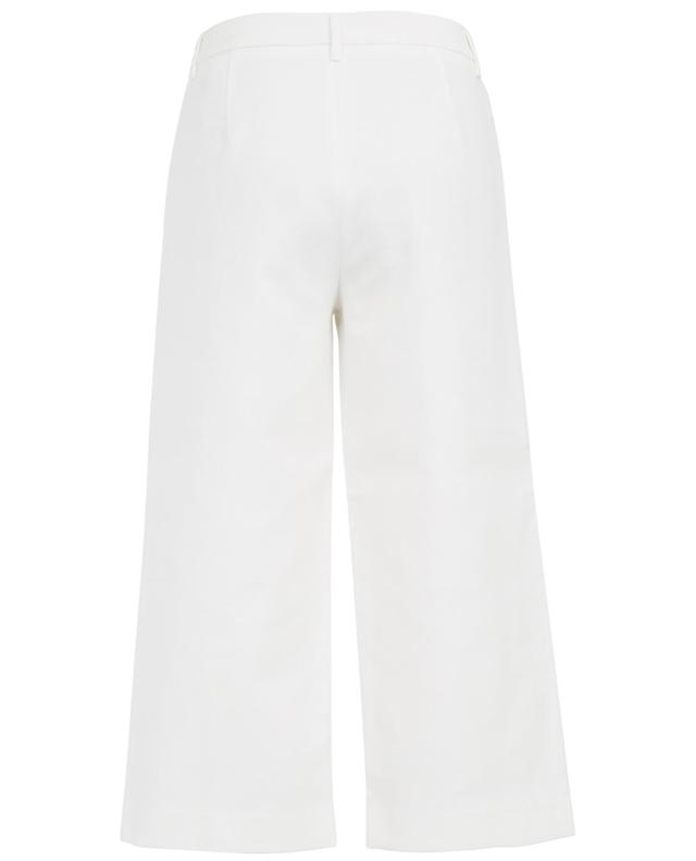Pantalon large raccourci FABIANA FILIPPI