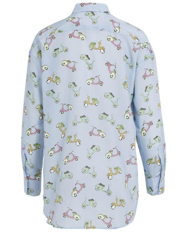 Silk and cotton shirt J/B
