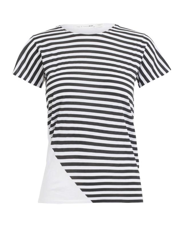 T-shirt en coton rayé RAG & BONE