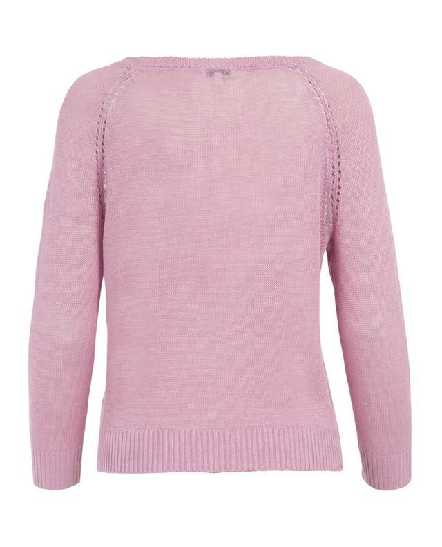 Pullover aus Leinen BONGENIE GRIEDER