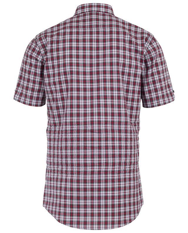 Chemise à manches courtes en coton DSQUARED2