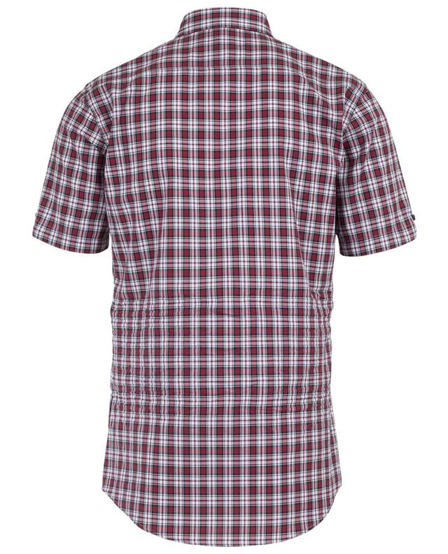 Cotton short sleeve shirt DSQUARED2