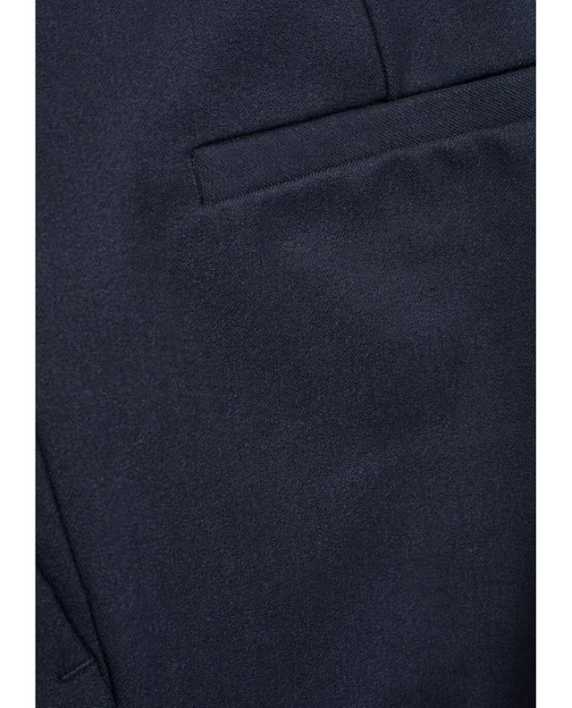Pantalon slim en viscose et coton mélangés JOSEPH