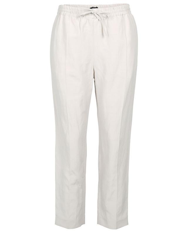 Pantalon en lin et soie Louna Vintage Silk JOSEPH