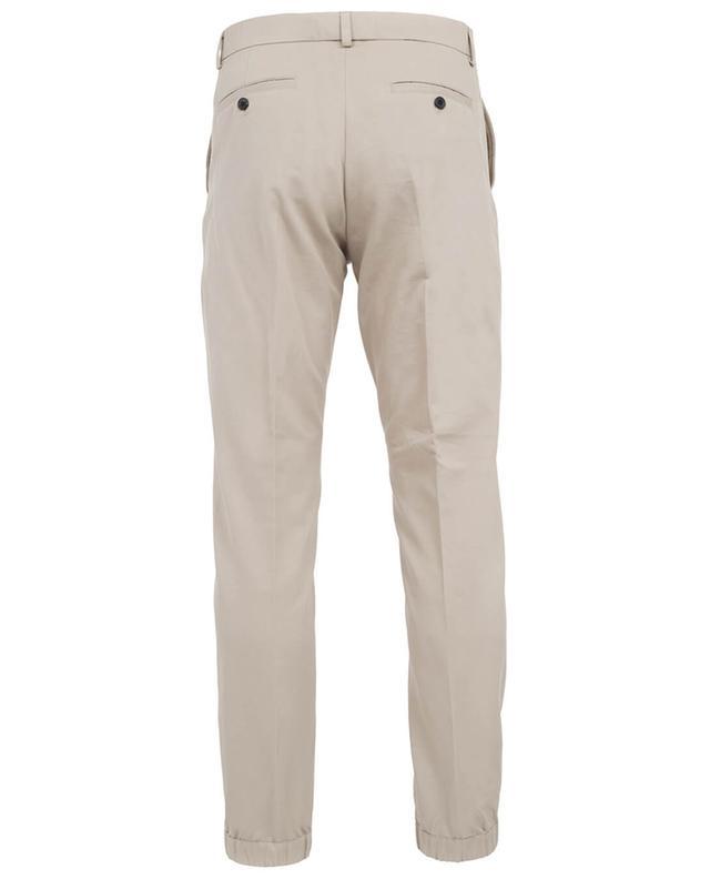 Hose aus Leinen und Baumwolle AMI