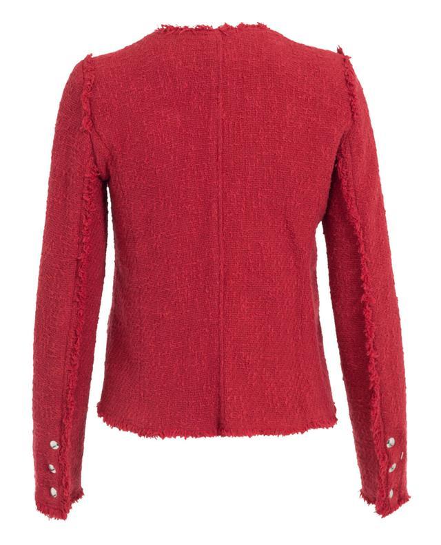 Jacke aus Tweed Agnette IRO