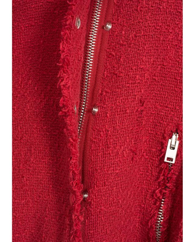 Agnette tweed jacket IRO