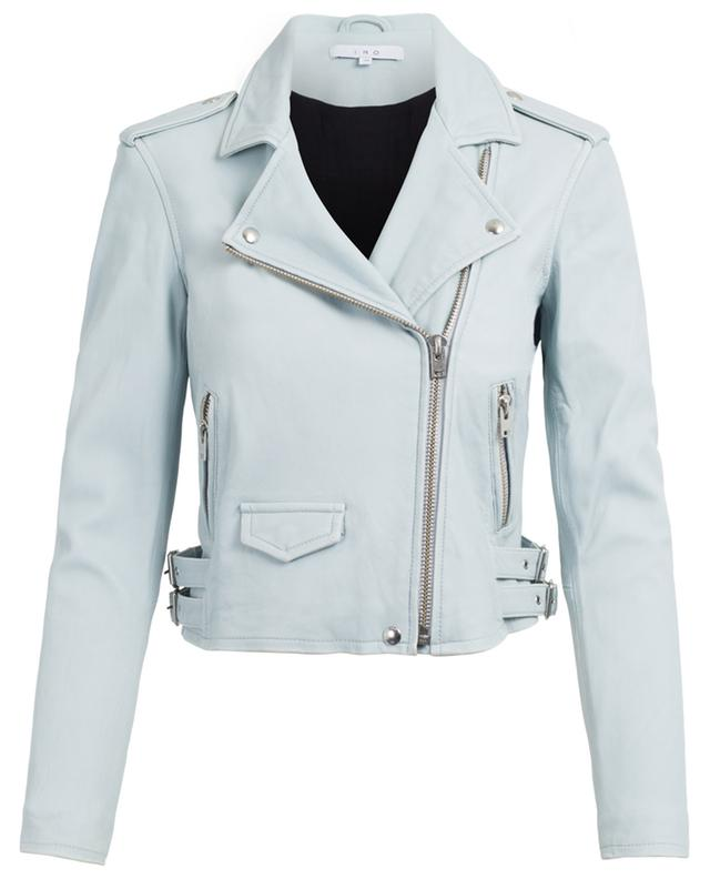 Ashville leather moto jacket IRO