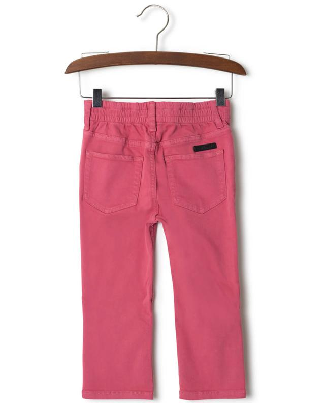 Burberry jeans aus baumwolle dunkelviolett A29735-ROSE