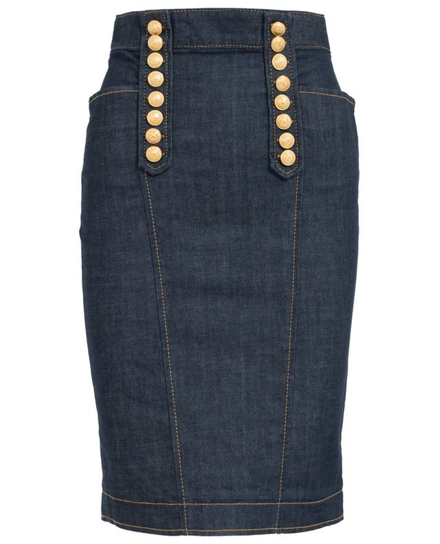 Dsquared2 denim skirt blue a29865