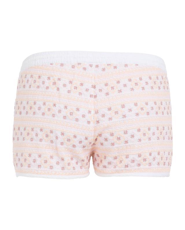 Shorts aus bestickter Baumwolle MELISSA ODABASH