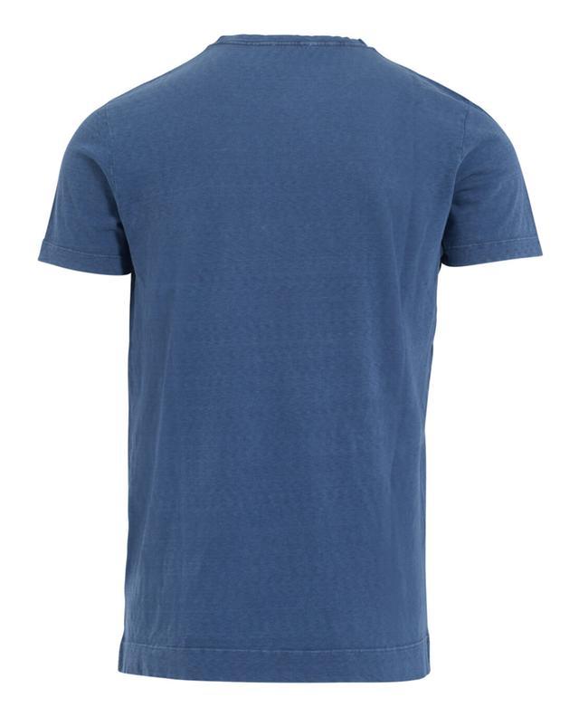 T-shirt en coton flammé Sammy II ORLEBAR BROWN