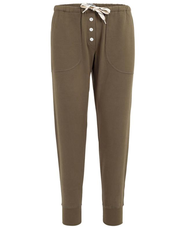 Sunday in bed pantalon de jogging chris vert a30688