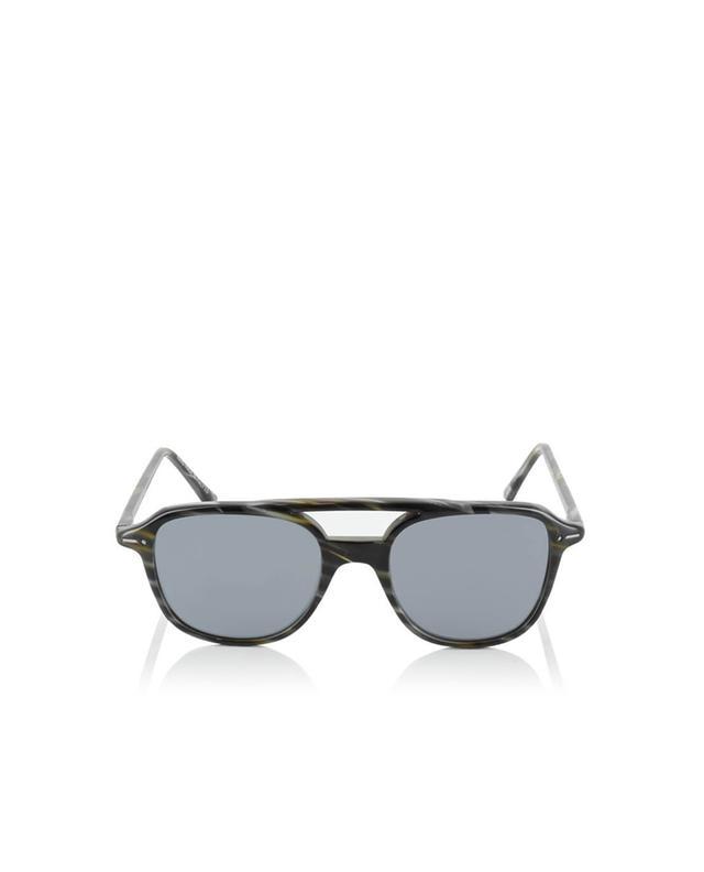 Italia independant lunettes de soleil marron a31022