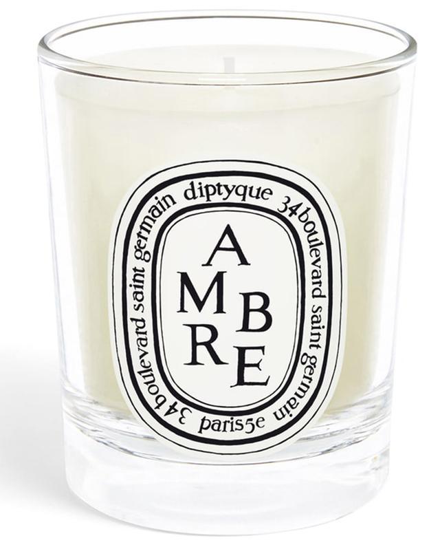 Mini bougie parfumée Ambre - 70 g DIPTYQUE