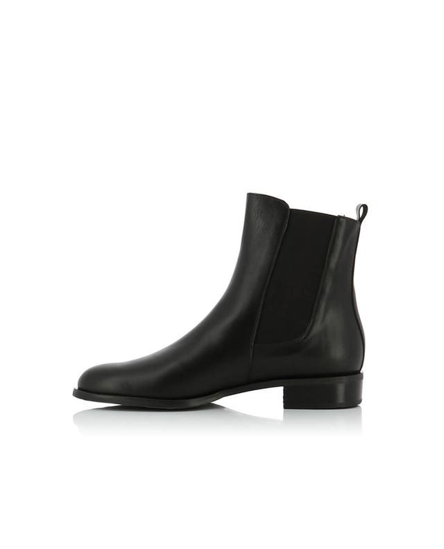 Smooth leather ankle boots BONGENIE GRIEDER