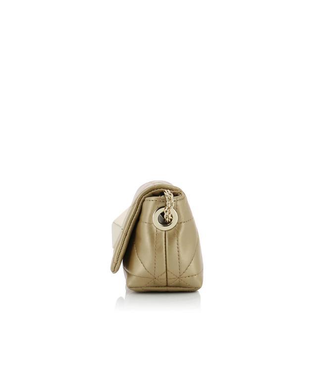 Sonia rykiel sac porté épaule en cuir matelassé le copain dore