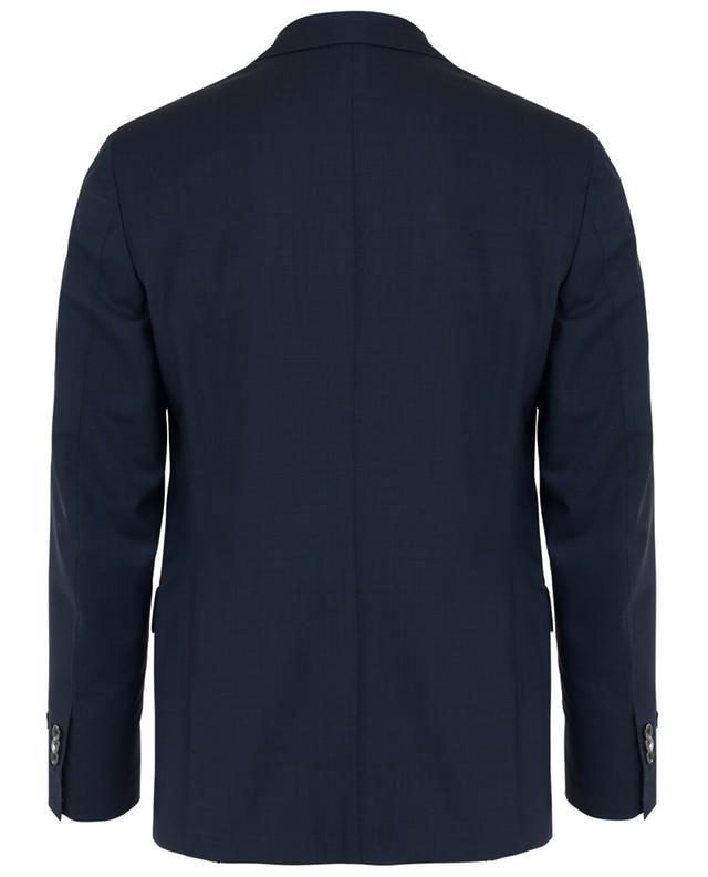 Anzug aus Wolle und Mohair NAPOLI COUTURE