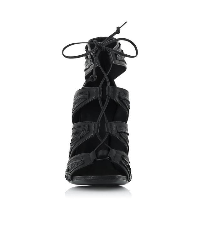 Sandalen mit perforiertem Absatz VIC MATIE