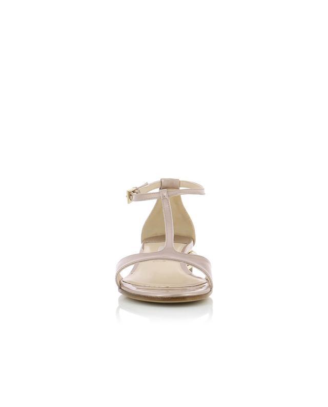 Sandalen aus Leder mit Perlen ROBERTO FESTA