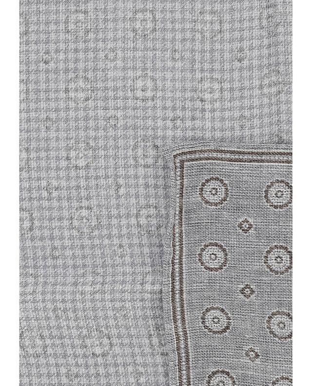 Pochette en lin et coton GLAETTLI MODEAGENTUR