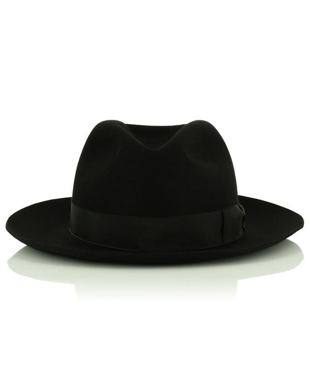 BORSALINO Folar rabbit felt hat - Bongénie-Grieder 949bd579ca53