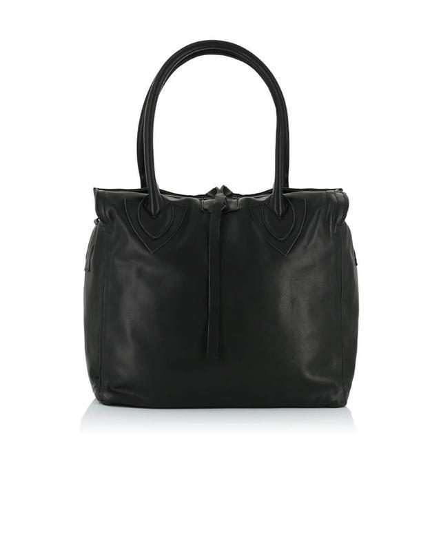 Let&her leather bag black a32369