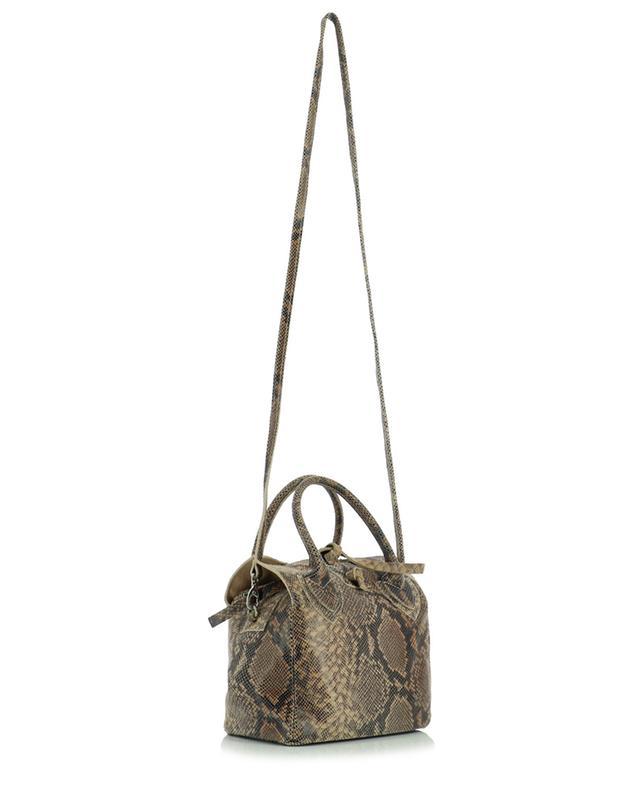 Let&her leather bag beige a32369