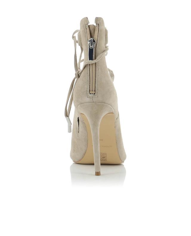 Kendall & kylie estella suede sandals light beige A32464-BEIG