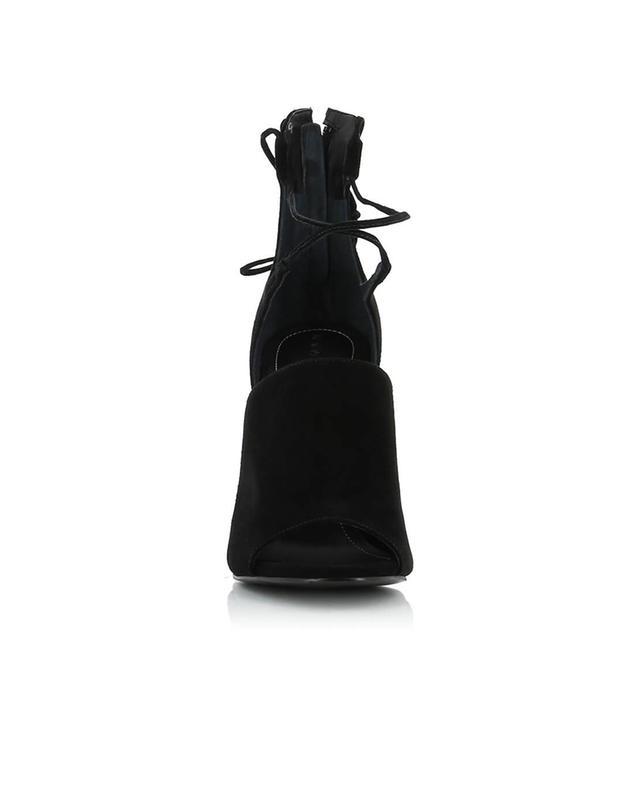 Kendall & kylie estella suede sandals black A32464-NOIR