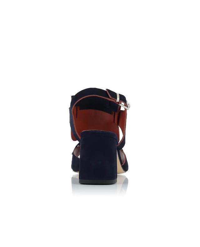 Sandalen aus Wildleder mit Absatz TRIVER FLIGHT
