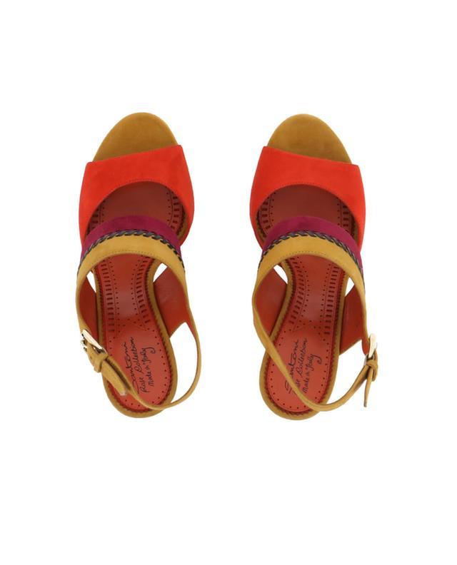 Sandales en daim SANTONI