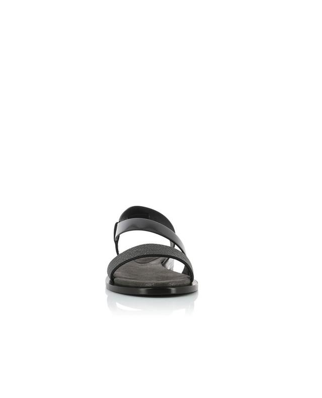 Sandales en cuir BRUNELLO CUCINELLI