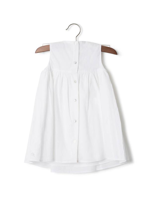 Ärmelloses Kleid aus Baumwolle TARTINE ET CHOCOLAT