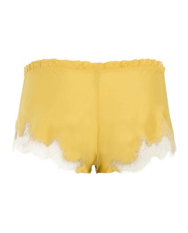 Shorts aus Spitze und Seide CARINE GILSON