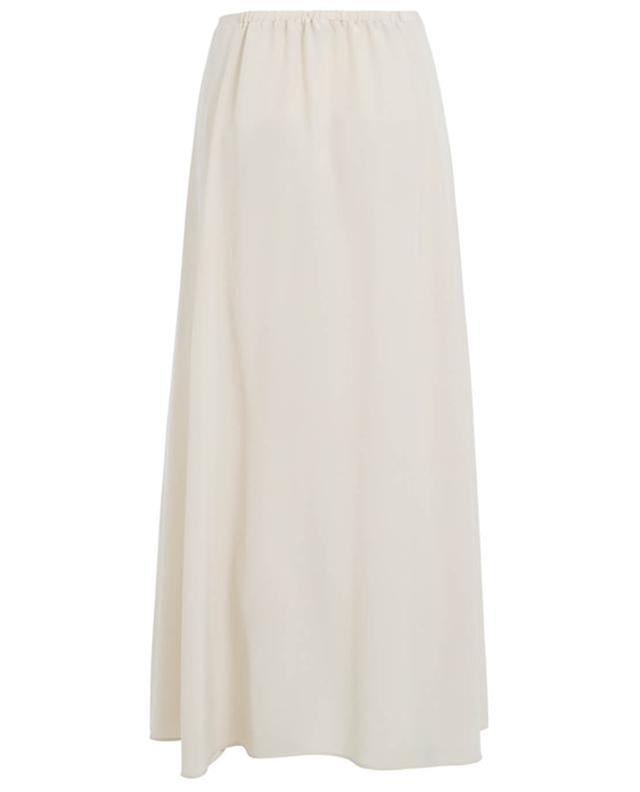 Long silk skirt TOUPY