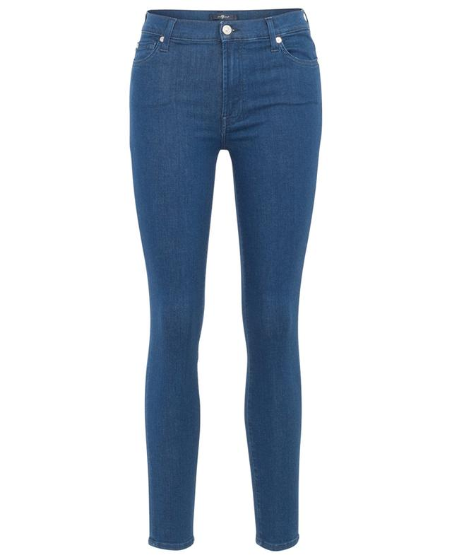 Jean taille haute High Waist Skinny Crop 7 FOR ALL MANKIND
