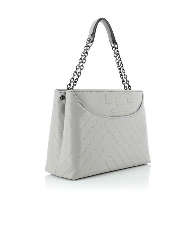 Weiche Einkaufstasche aus Leder Alexa TORY BURCH