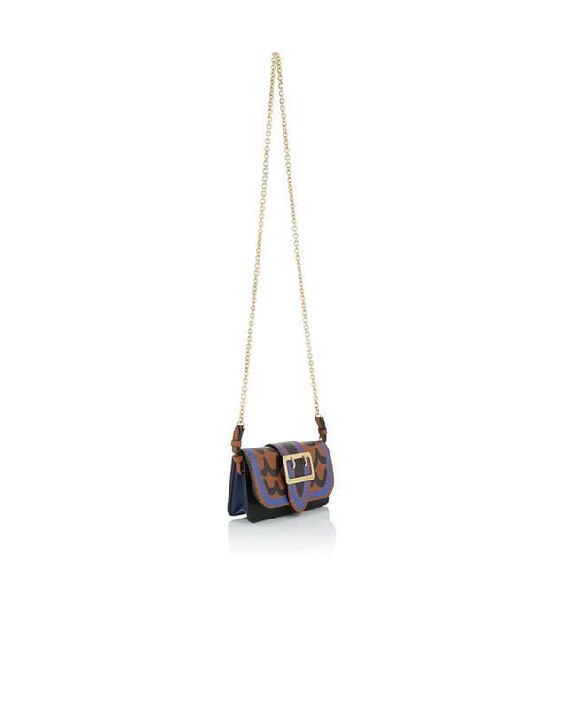 Burberry leather crossbody bag multicoloured1 a35627