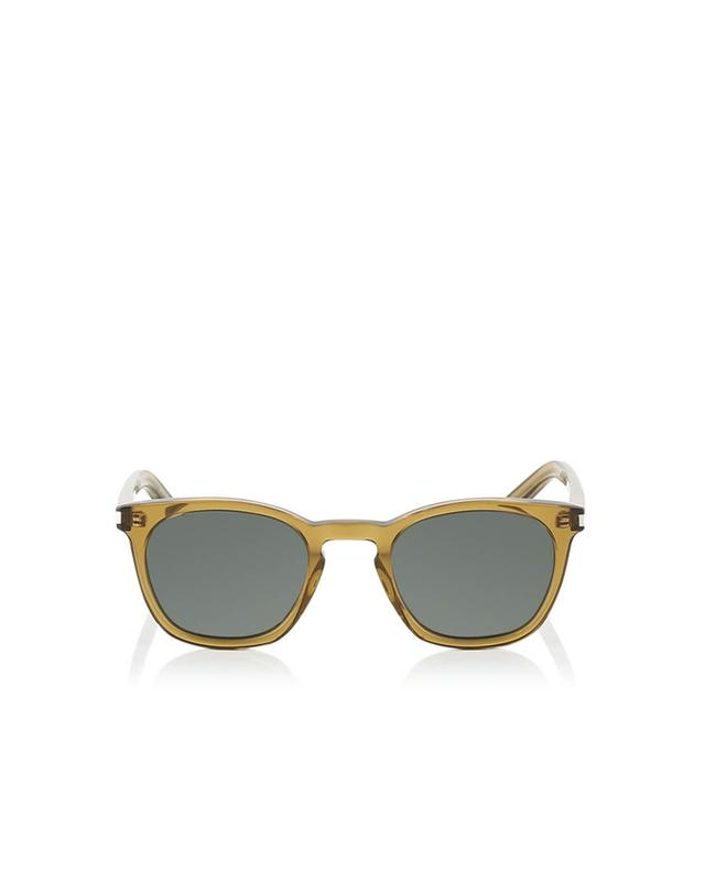 Saint laurent paris sl28 sunglasses navyblue a35955