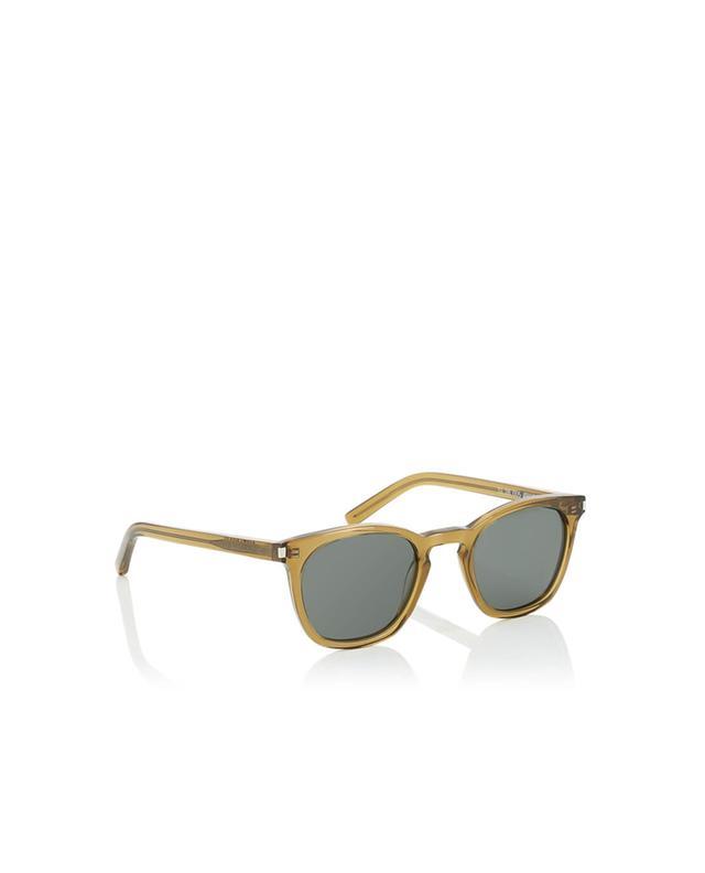 Saint laurent paris lunettes de soleil sl28 marine a35955
