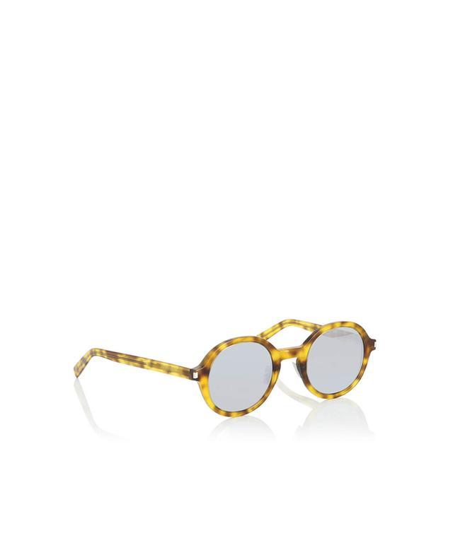 Saint laurent paris lunettes de soleil sl 161 slim camel