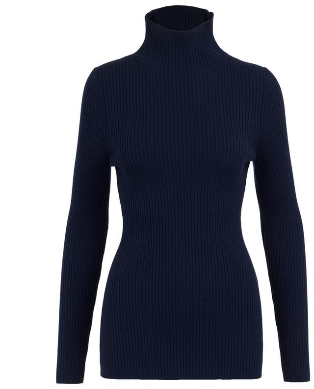 Virgin wool ribbed sweater VICTORIA BECKHAM