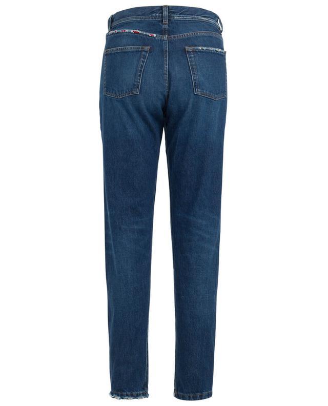 D19 distressed jeans SAINT LAURENT PARIS