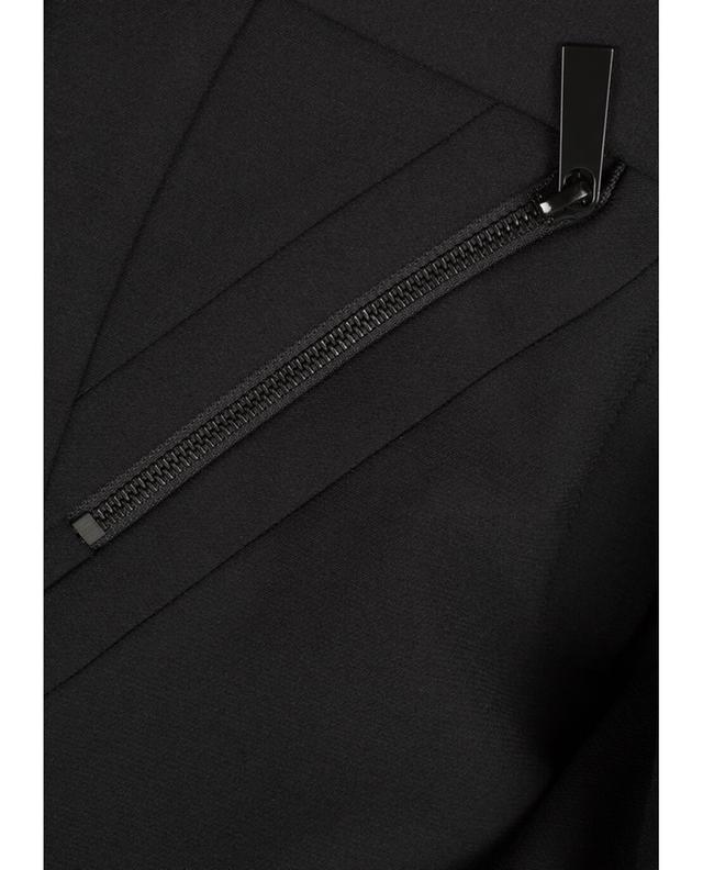 Barbara bui viscose blend trousers black a37277